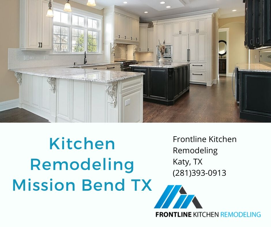 Kitchen Cabinets in Katy Texas